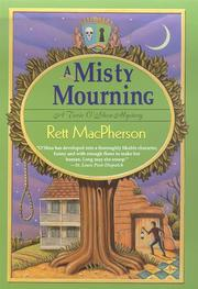 Cover art for A MISTY MOURNING