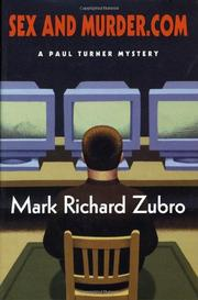 SEX AND MURDER.COM by Mark Richard Zubro