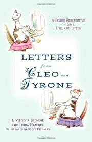 LETTERS FROM CLEO AND TYRONE by L. Virginia Browne