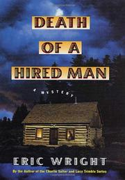 DEATH OF A HIRED MAN by Eric Wright