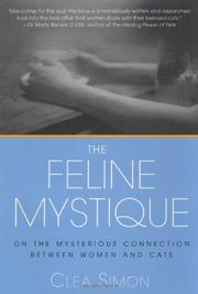 FELINE MYSTIQUE by Clea Simon