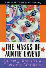 THE MASKS OF AUNTIE LAVEAU by