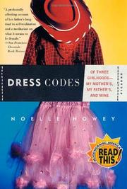 DRESS CODES by Noelle Howey