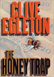 THE HONEY TRAP by Clive Egleton