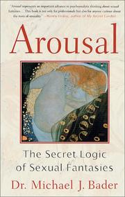 Book Cover for AROUSAL