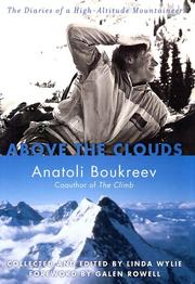 ABOVE THE CLOUDS by Anatoli Boukreev