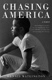 Cover art for CHASING AMERICA