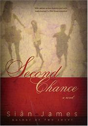SECOND CHANCE by Siân James