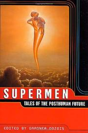Cover art for SUPERMEN