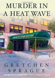 MURDER IN A HEAT WAVE by Gretchen Sprague