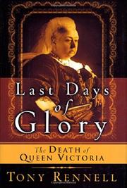 Book Cover for LAST DAYS OF GLORY