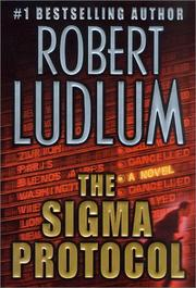Cover art for THE SIGMA PROTOCOL