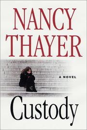 CUSTODY by Nancy Thayer