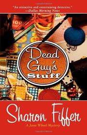 Cover art for DEAD GUY'S STUFF