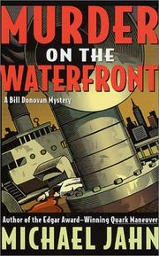 MURDER ON THE WATERFRONT by Michael Jahn
