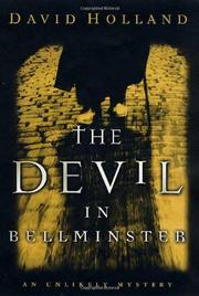 THE DEVIL IN BELLMINSTER by David Holland