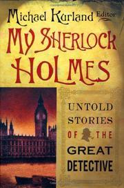 MY SHERLOCK HOLMES by Michael Kurland