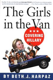THE GIRLS IN THE VAN by Beth J. Harpaz