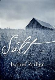 SALT by Isabel Zuber