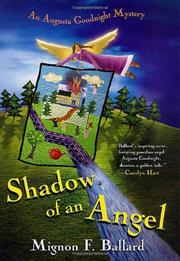 Book Cover for SHADOW OF AN ANGEL