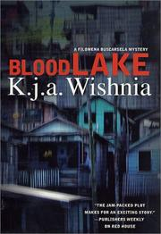 BLOOD LAKE by k.j.a. Wishnia