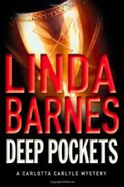 DEEP POCKETS by Linda Barnes