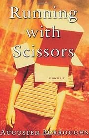 Cover art for RUNNING WITH SCISSORS