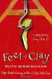 Cover art for FEET OF CLAY