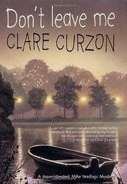 DON'T LEAVE ME by Clare Curzon