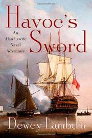 Cover art for HAVOC'S SWORD