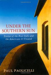 Cover art for UNDER THE SOUTHERN SUN