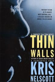 Cover art for THIN WALLS