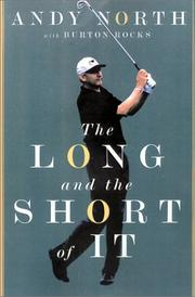 Cover art for THE LONG AND THE SHORT OF IT