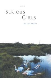 Cover art for SERIOUS GIRLS