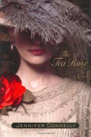 Cover art for THE TEA ROSE