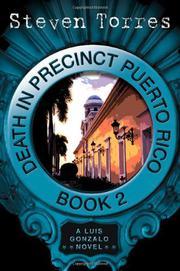DEATH IN PRECINCT PUERTO RICO by Steven Torres