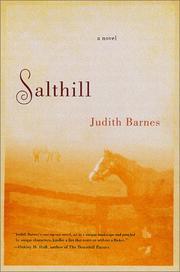 SALTHILL by Judith Barnes