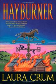 HAYBURNER by Laura Crum
