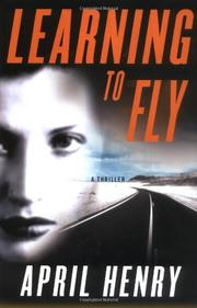 Book Cover for LEARNING TO FLY
