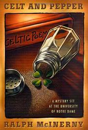 CELT AND PEPPER by Ralph McInerny