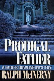 PRODIGAL FATHER by Ralph McInerny