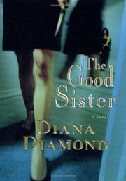 Cover art for THE GOOD SISTER