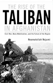Cover art for THE RISE OF THE TALIBAN IN AFGHANISTAN