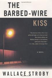Cover art for THE BARBED-WIRE KISS