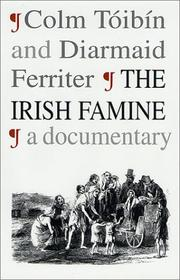 Cover art for THE IRISH FAMINE