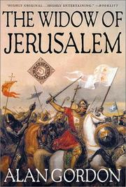 WIDOW OF JERUSALEM by Alan Gordon