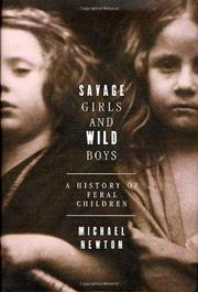 Cover art for SAVAGE GIRLS AND WILD BOYS