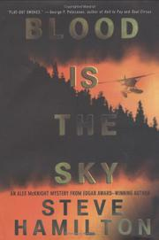 Book Cover for BLOOD IS THE SKY