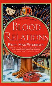 Cover art for BLOOD RELATIONS