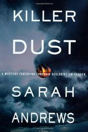 Book Cover for KILLER DUST